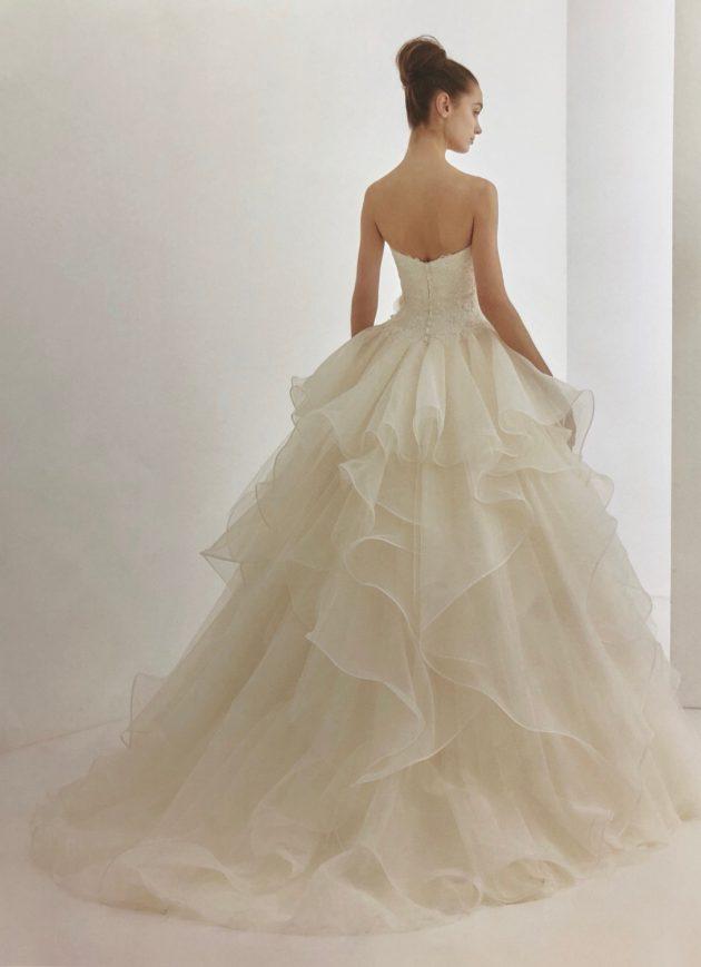 ジョセリンブランシェのウエディングドレス
