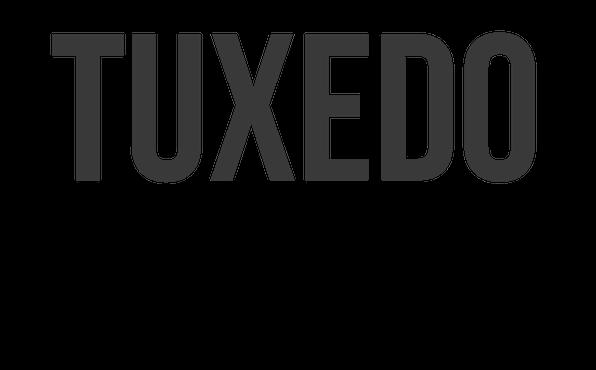 タキシードのロゴ