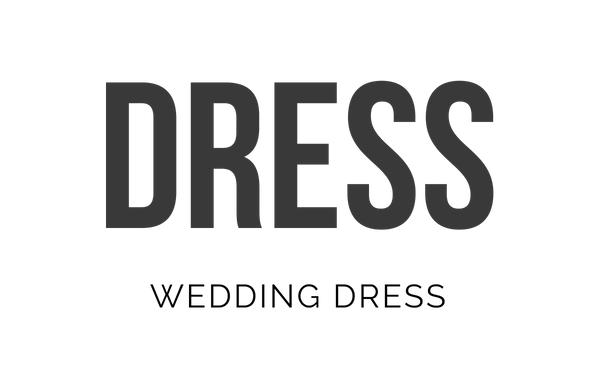 ウエディングドレスのロゴ