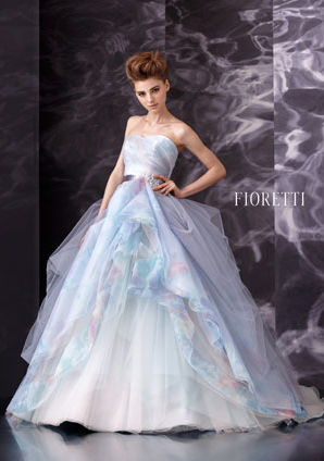 FIORETTIのカラードレス