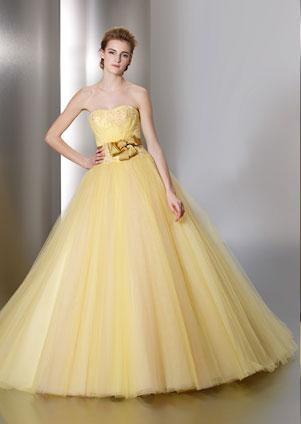 ロレッタアンジェリークのカラードレス