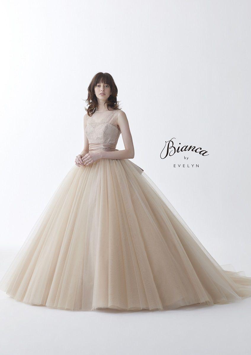 Biancaのカラードレス