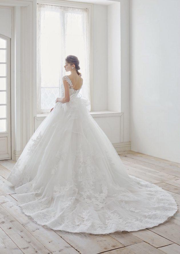 アンナビアンカのウエディングドレス