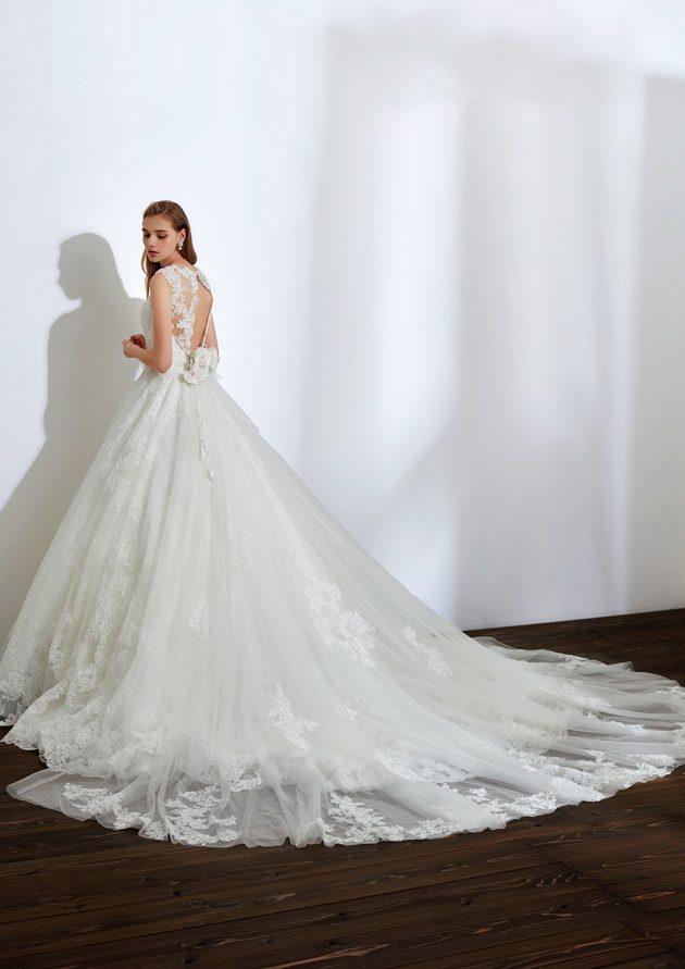 アンナビアンカのウェディングドレス