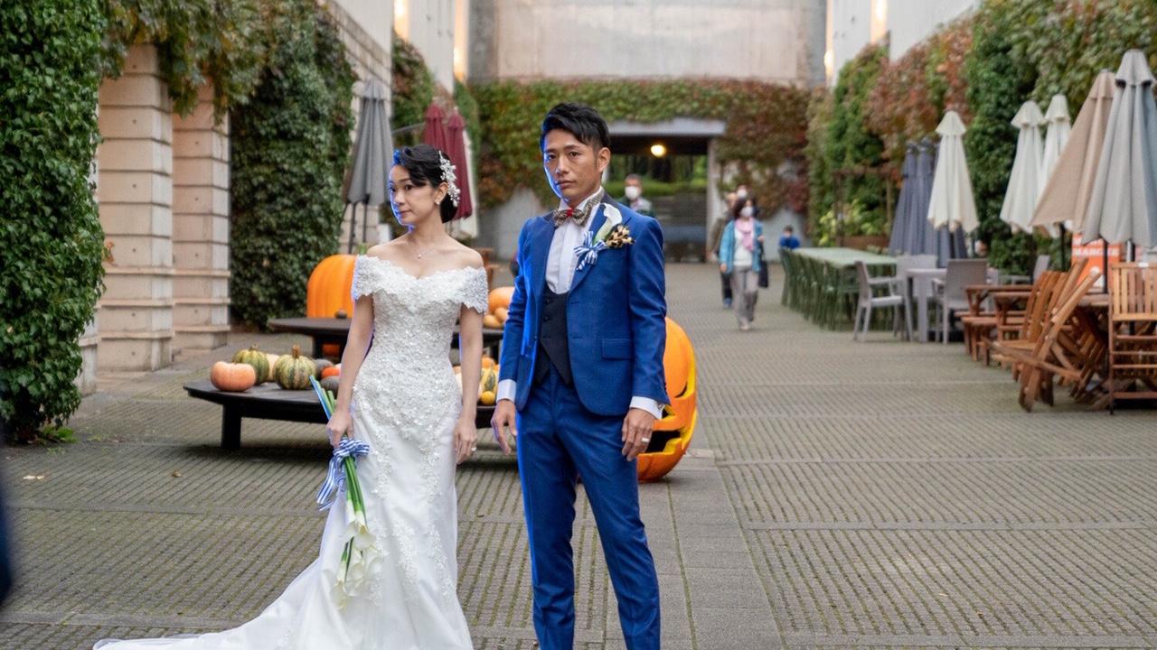 レンタルドレスとオーダータキシード
