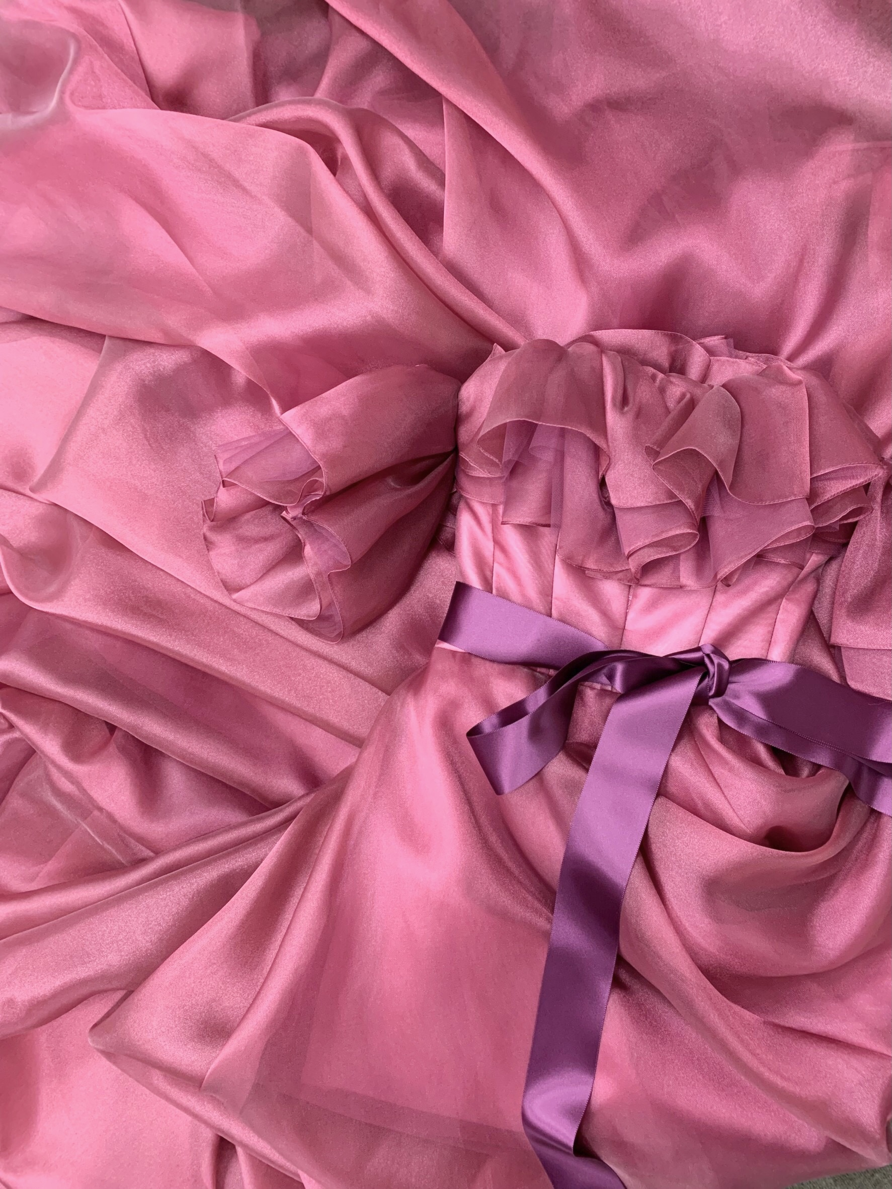 レンタルカラードレス